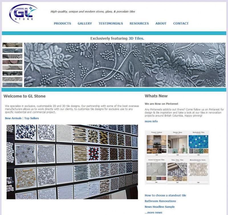 GL Stone Tile